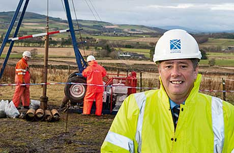 £1m job finally signals start on AWPR