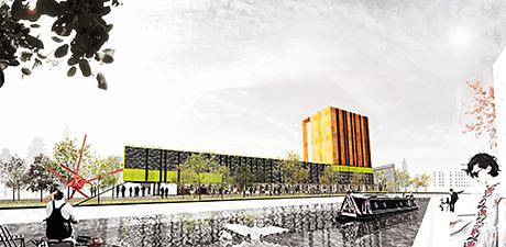 Canal campus bid in