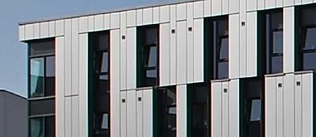 Accommodating supplier completes treble for students