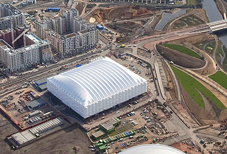Olympic arena has £2.5m price ticket