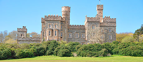 Castle set for museum transformation
