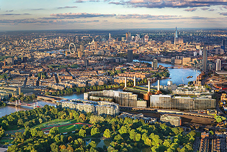 Carillion shows its power – Company seals Battersea project