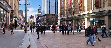 High-rising star is reborn in Glasgow