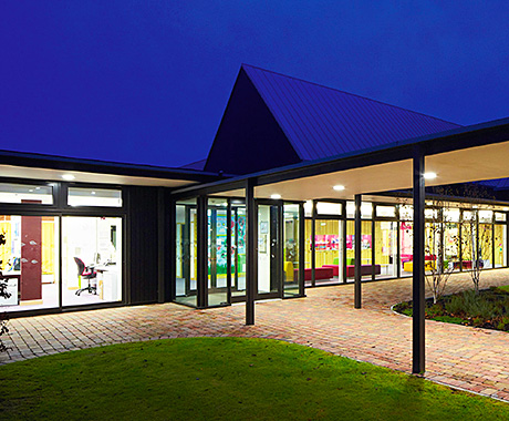 High praise for low-rise – School takes design award