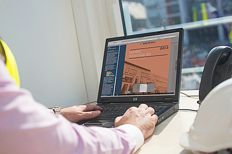 Guidance for builders from NHBC online