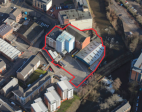 Buyers mill around – Building available in Glasgow's west end