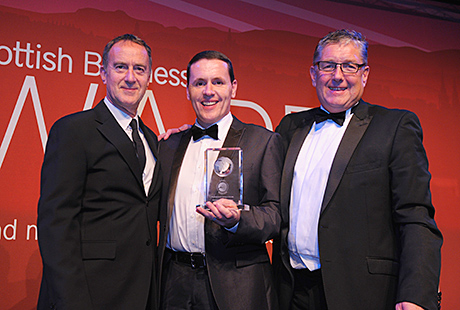 Advantage Advance Construction Firm Secure Growth Award