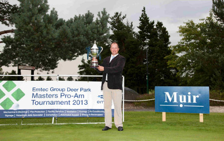 Firms Out In Force At Deer Park Tournament Project Scotland