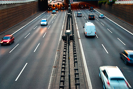 Putting Scotland's roads on the fast track to success