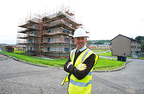 Energy-efficient homes on track in Rutherglen