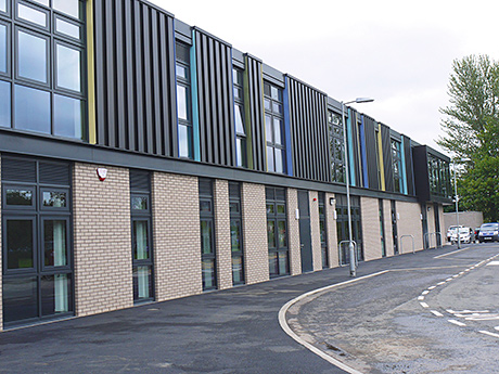 Landmark campus opens in East Kilbride