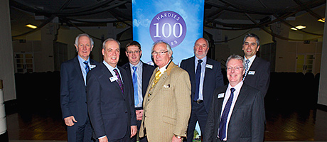 100 not out – Hardies mark centenary with birthplace civic reception
