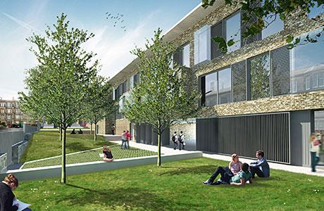 £34 million school work is underway