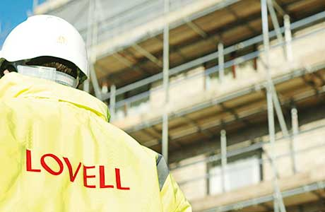Lovell to build homes for elderly