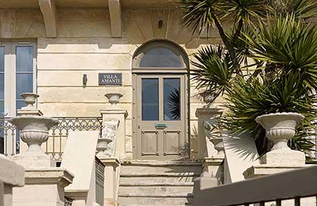 Custom-built doors and windows bring style to award-winning villa