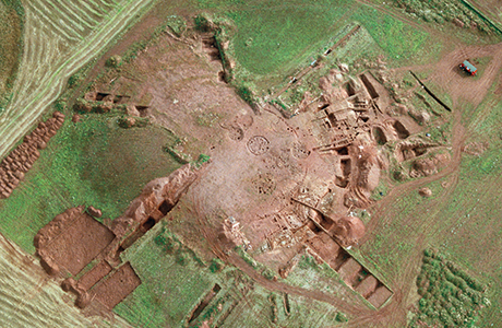 Evidence of the earliest use of steel uncovered in East Lothian