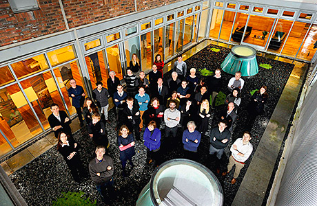 Glasgow architects complete switch to employee ownership