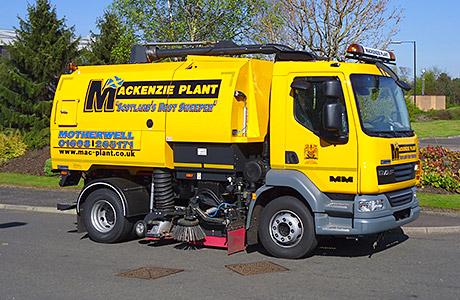 MACKENZIE PLANT acquire GO Plant in Scotland