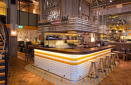 Top restaurant chain chooses Glasgow unit