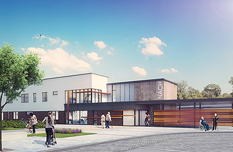 Balfour Beatty in hospital project win