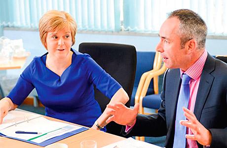 Construction Scotland profile rises