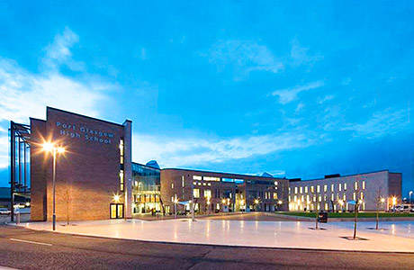 Collaboration creates new shared campus