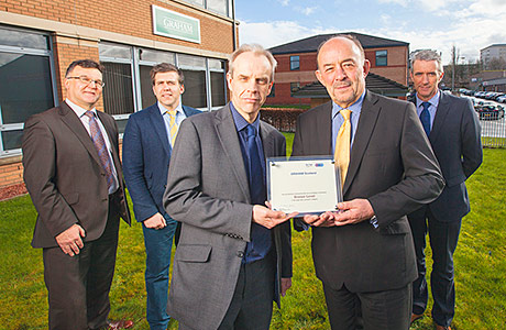 CITB celebrates diversity with new  industry award given to GRAHAM