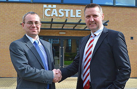 Castle build on Scottish success