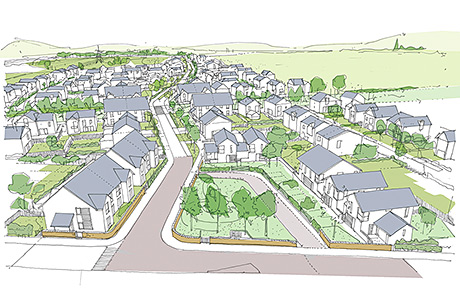 Plans submitted for new Dundee homes