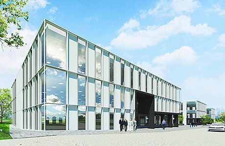 Plans take shape for Dyce business park