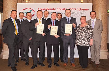 'Considerate' Balfour Beatty set standard