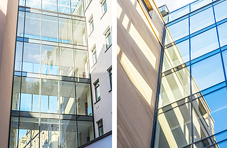 Stylish hotel helps bring to life rejuvenated Edinburgh site