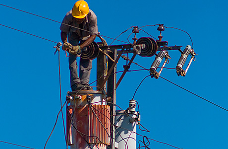 Lucrative power line contracts handed out