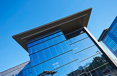 Elegant curtain walling improves outlook at City View
