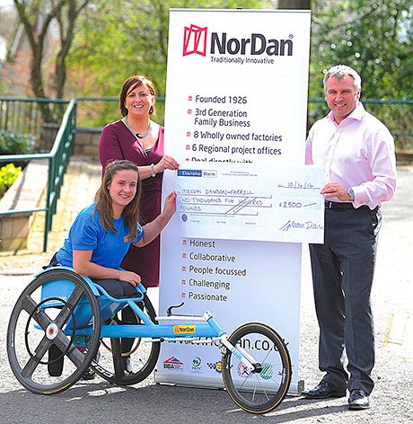 Sustainability Key As Athletes Village Gets Nordan Boost