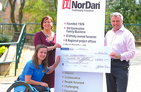 Sustainability key as Athletes' Village gets NorDan boost