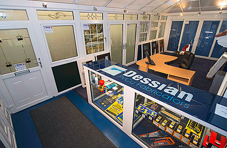 Cumbernauld showroom will put customers firmly in the frame