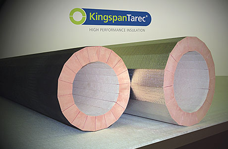 kingspan innovations pipe insulation development. Black Bedroom Furniture Sets. Home Design Ideas