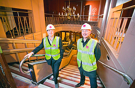 Capitol investment – demolition work starts on Aberdeen's historic theatre
