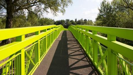New Dorrator Bridge opens to public