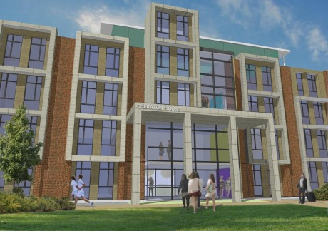 Approval granted for £20m student development
