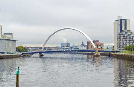 Glasgow benefits from £1bn funding bonanza