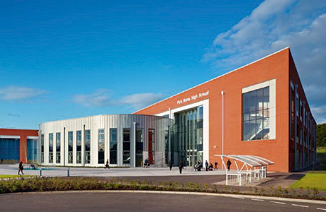 Scots campus is one of world's best