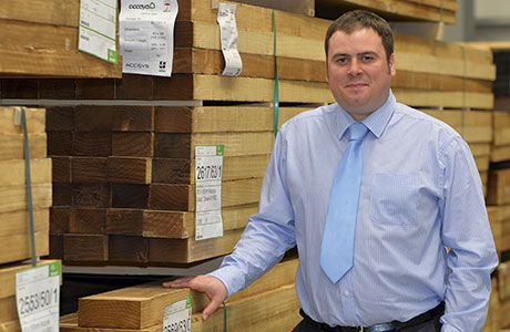 Timber specialist boosts sales team