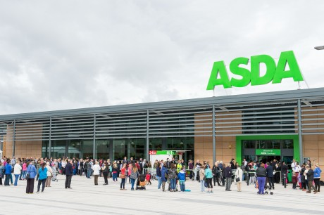 Barr Construction completes Asda superstore