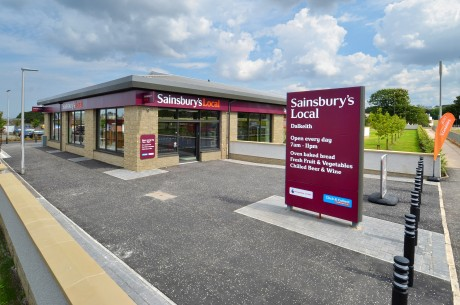 Sainsbury's deal checks out for Mactaggart & Mickel
