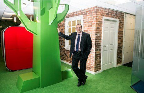 Scotwood brings Glasgow Green to Blackbaud