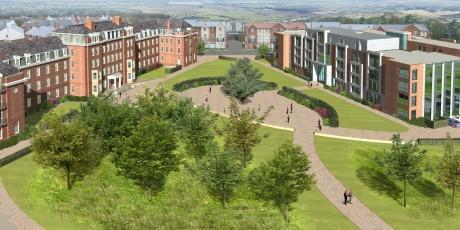 Green light for £20m student housing scheme