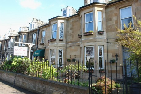 Leith Links' Sandaig Guest House sold