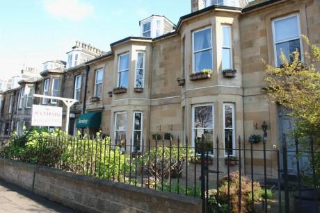 Leith Links' Sandaig Guest House sold
